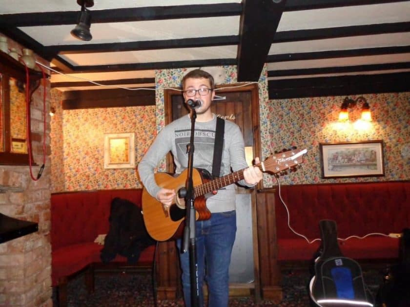 The Old Cat: Craig's Open Mic