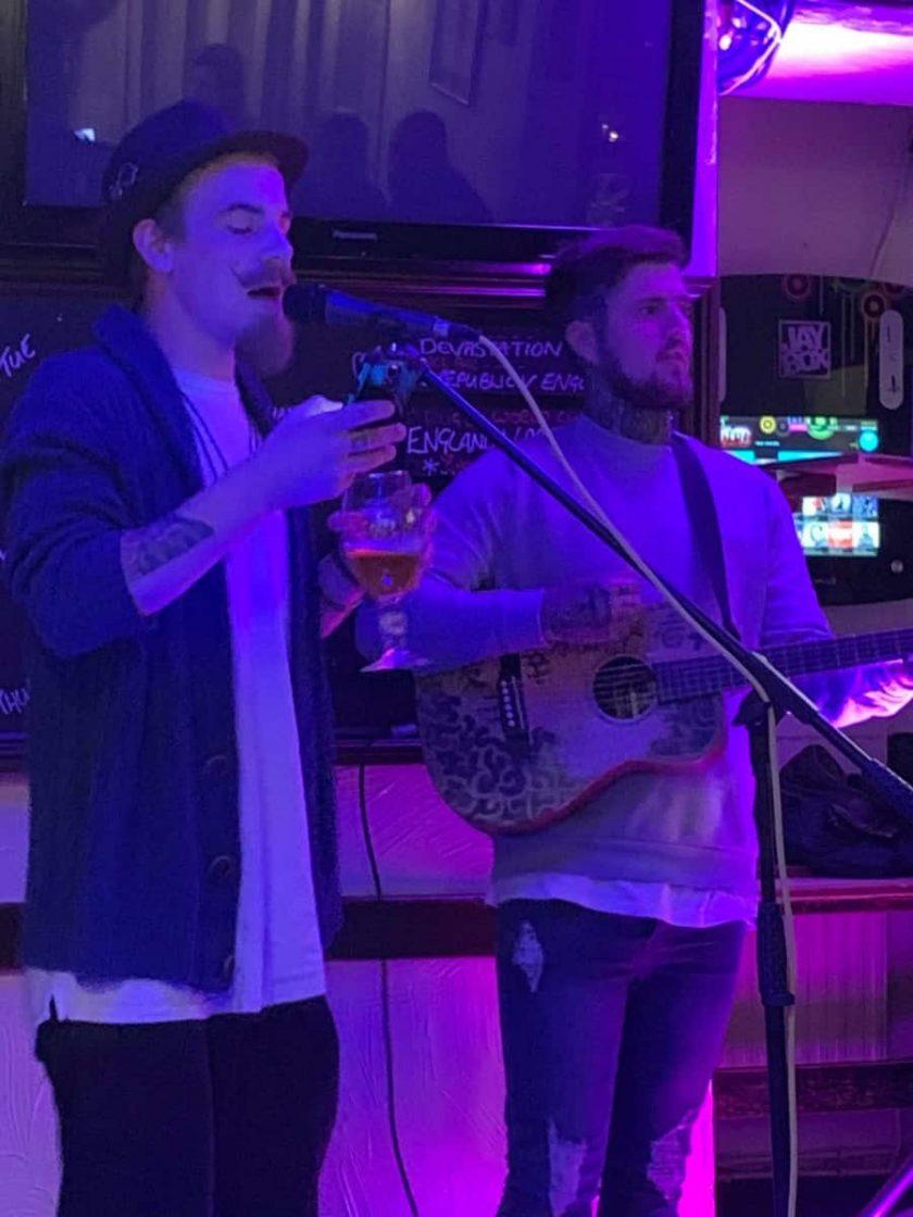 Oxford jam nights