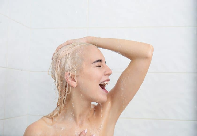 Songs to sing in the shower