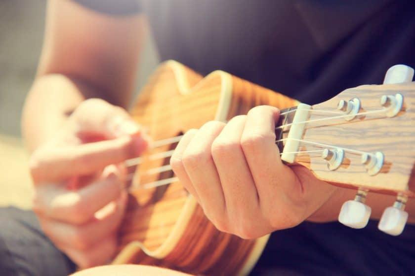 Sing Carpenters ukulele chords