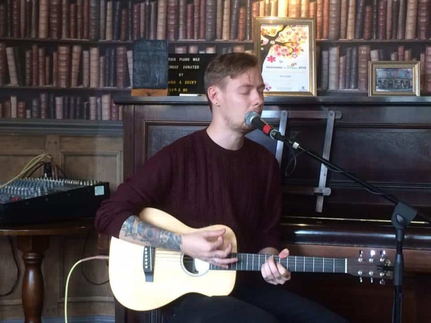 open mic doncaster