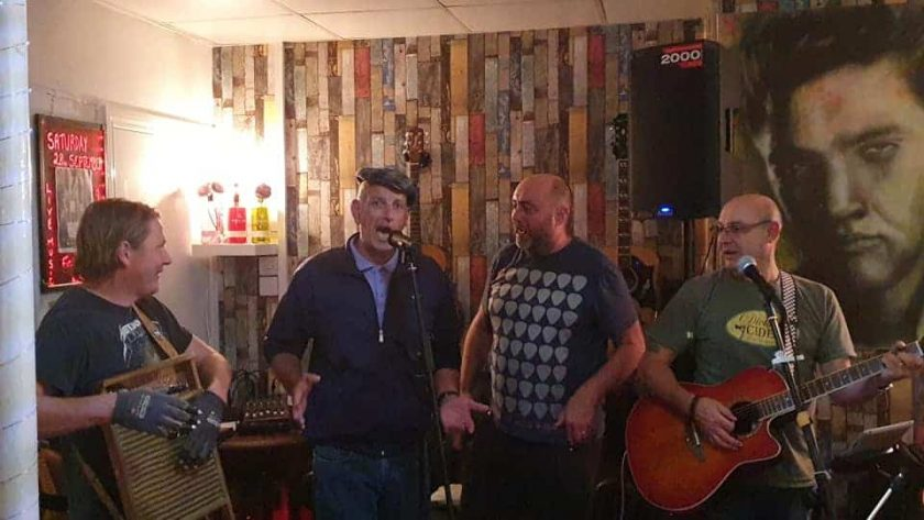 Doncaster open mic nights