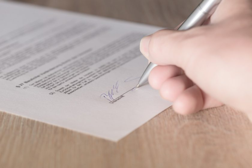 What do I need to know before signing a record deal?