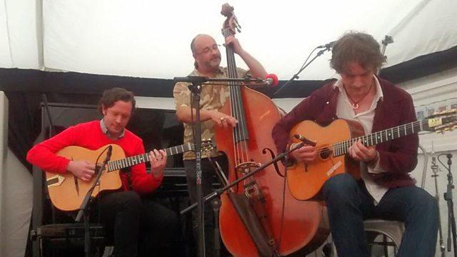 Open mic cheltenham