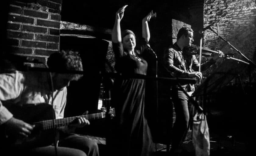 Norwich open mic nights