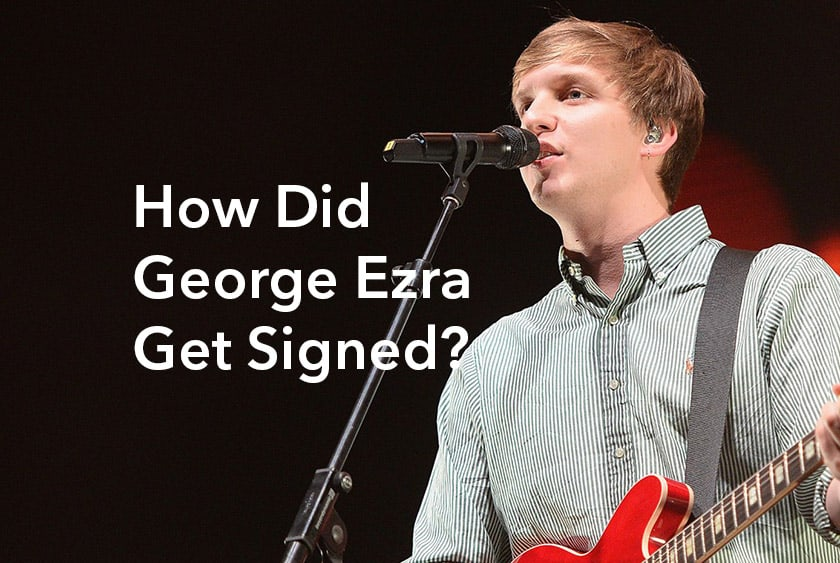 How Was George Ezra Discovered