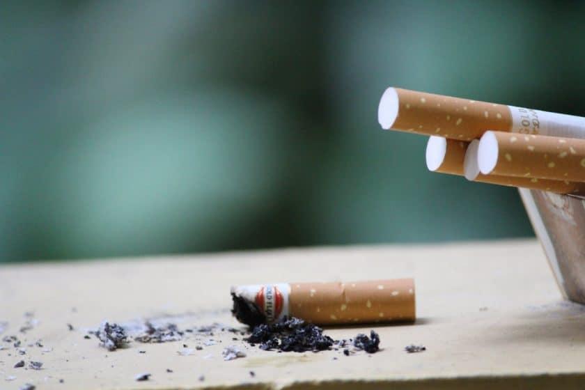 celebrities who quit smoking