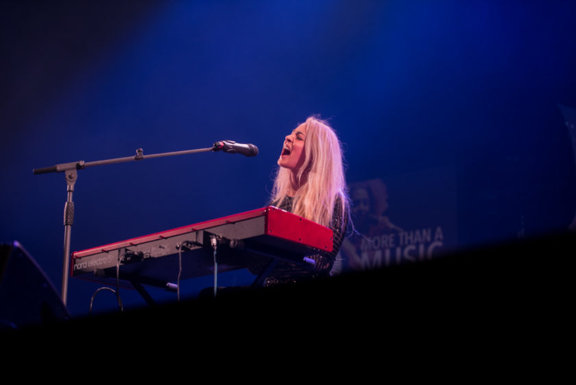 Finding the best keyboards to perform on stage with