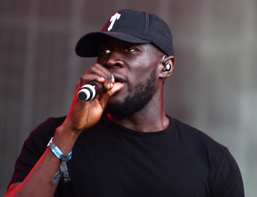 How was Stormzy discovered