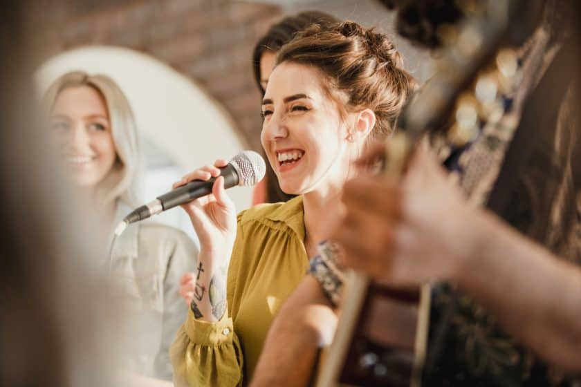 How Much to Charge as a wedding singer