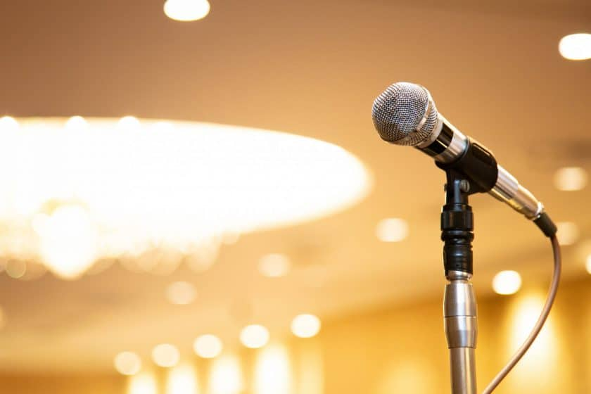 How to become a professional wedding singer