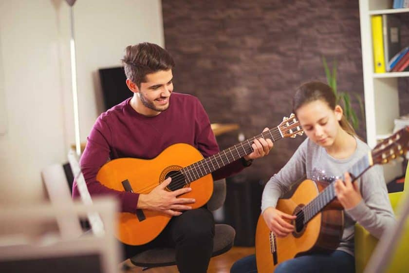 How to raise a childto be musical