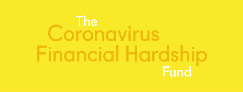 Help Musicians Coronavirus Financial Hardship Fund