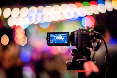 how to host a virtual music event