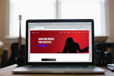 amazon music for artists app