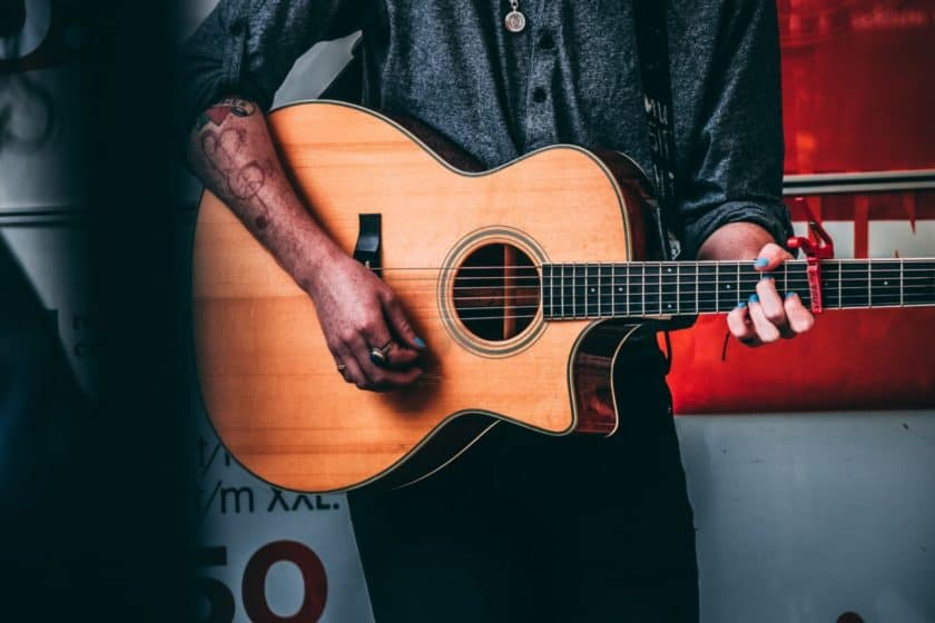 How to write a country song on guitar