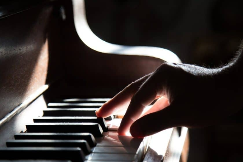 Musicians with perfect pitch