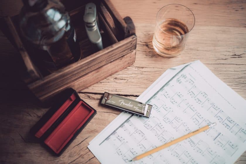 how to write a folk song