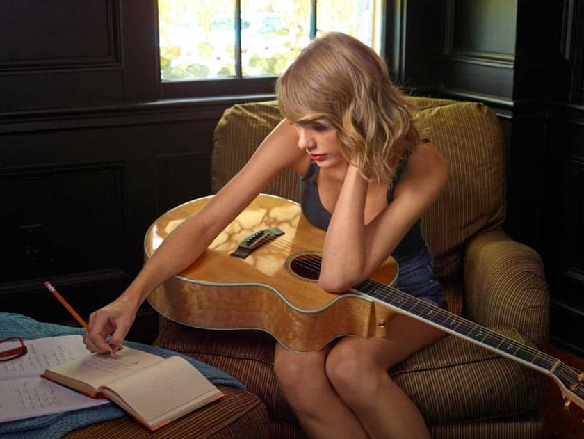 Famous singers who write their own songs