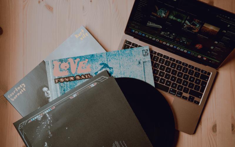 music vinyl albums